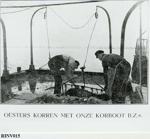 Life on board of the Korboot De Arend BZ8 of the brothers van Dort.